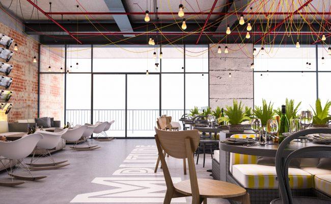 Amplitude Bar and Restaurant