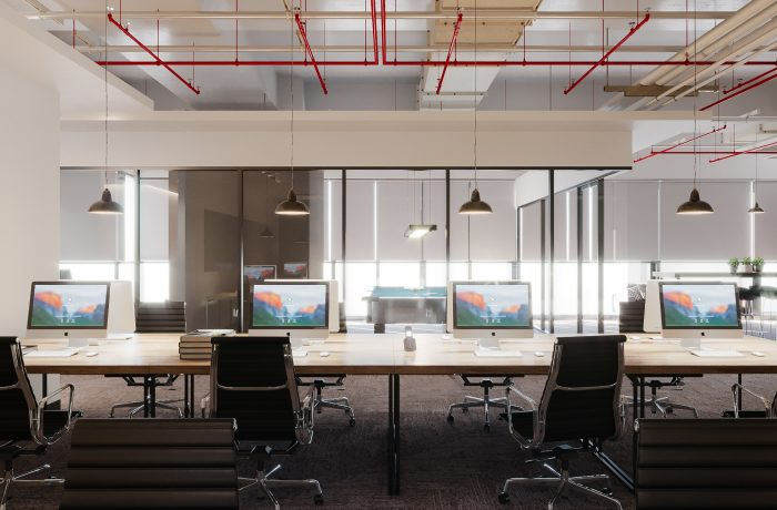 Office @ District8, Jakarta